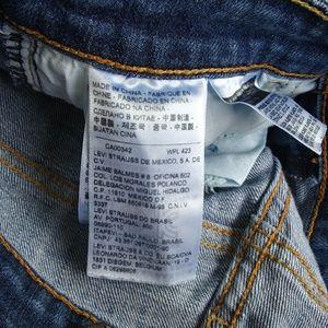 Levi's Jeans - Levi's Demi Curve Classic Rise Straight Leg Jeans